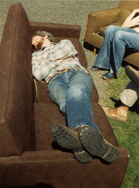 Ecola Memories - Spring 1973